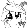 Princess Twilight Sparkle Coloring Page 235