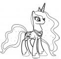Princess Twilight Sparkle Coloring Page 243