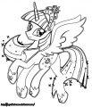 Princess Twilight Sparkle Coloring Page 307
