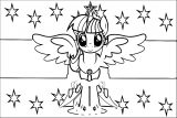 Princess Twilight Sparkle Coloring Page 343