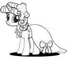 Princess Twilight Sparkle Coloring Page 489