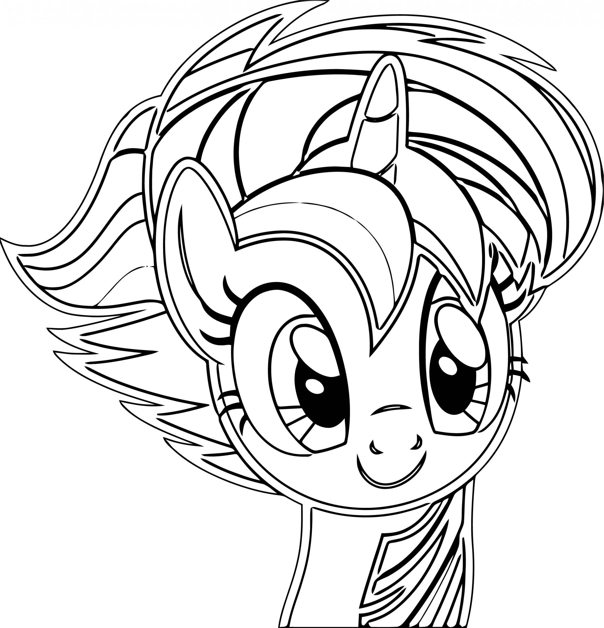 Princess Twilight Sparkle Coloring Page 498