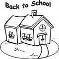 School Bag Coloring Page 53