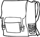 School Bag Coloring Page 78