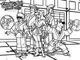 Scooby Doo The Samurai Sawd Scooby Doo New Coloring Page