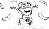 Minion Minions Coloring Page 135
