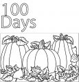 100 Days Of School Coloring Page 30