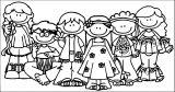 151iyoBk5nT Kids We Coloring Page