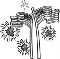 4th Of July Coloring Page WeColoringPage 002