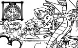 American Dragon Jake Long Coloring Page 103