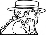 Anne Of Green Gables Anne Coloring Page 4