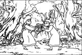 Anne Of Green Gables Picture Coloring Page 4