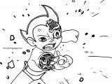 Astro Boy Coloring Page 112