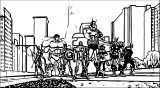 Avengers Coloring Page 056