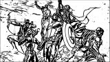 Avengers Coloring Page 201