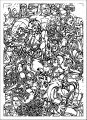 Avengers Coloring Page 226