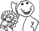 Baby Bop Coloring Page WeColoringPage 03