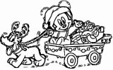 Baby Pluto Coloring Page  025