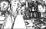 Barbie And The Diamond Castle Coloring Page 2 1