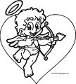 Best Cupido Coloring Page WeColoringPage 28 01