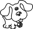 Blue's Clues Coloring Page 04