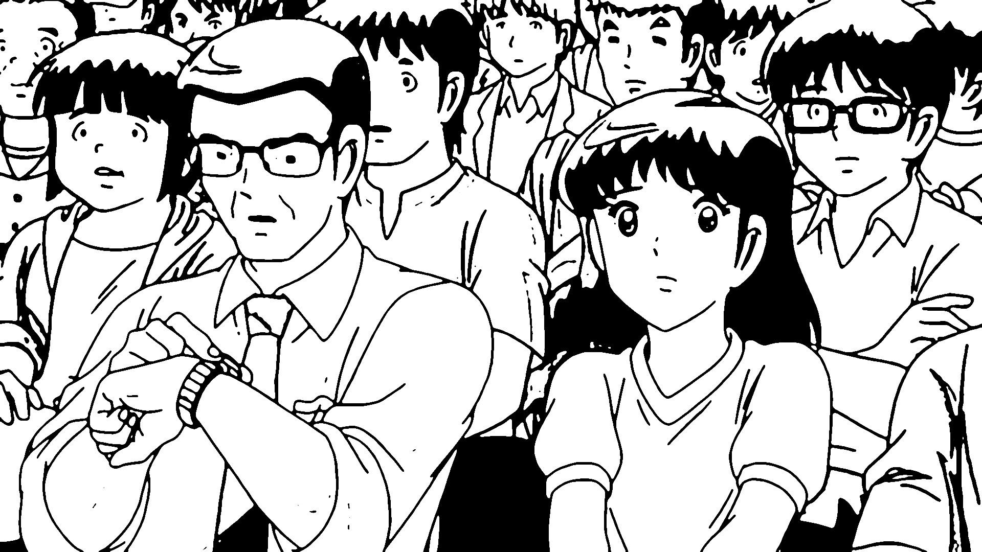 Captain Tsubasa Coloring Page 22