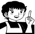 Captain Tsubasa Coloring Page 39