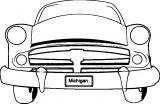 Car WeColoringPage Coloring Page 018