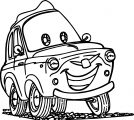Cars Coloring Pages 06