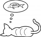 Cat Coloring Page 151