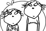Charlie And Lola Coloring Page13