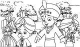 Chhota Bheem Coloring Page23