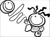 Clip Art Bubblegum Kids 178 Kids We Coloring Page