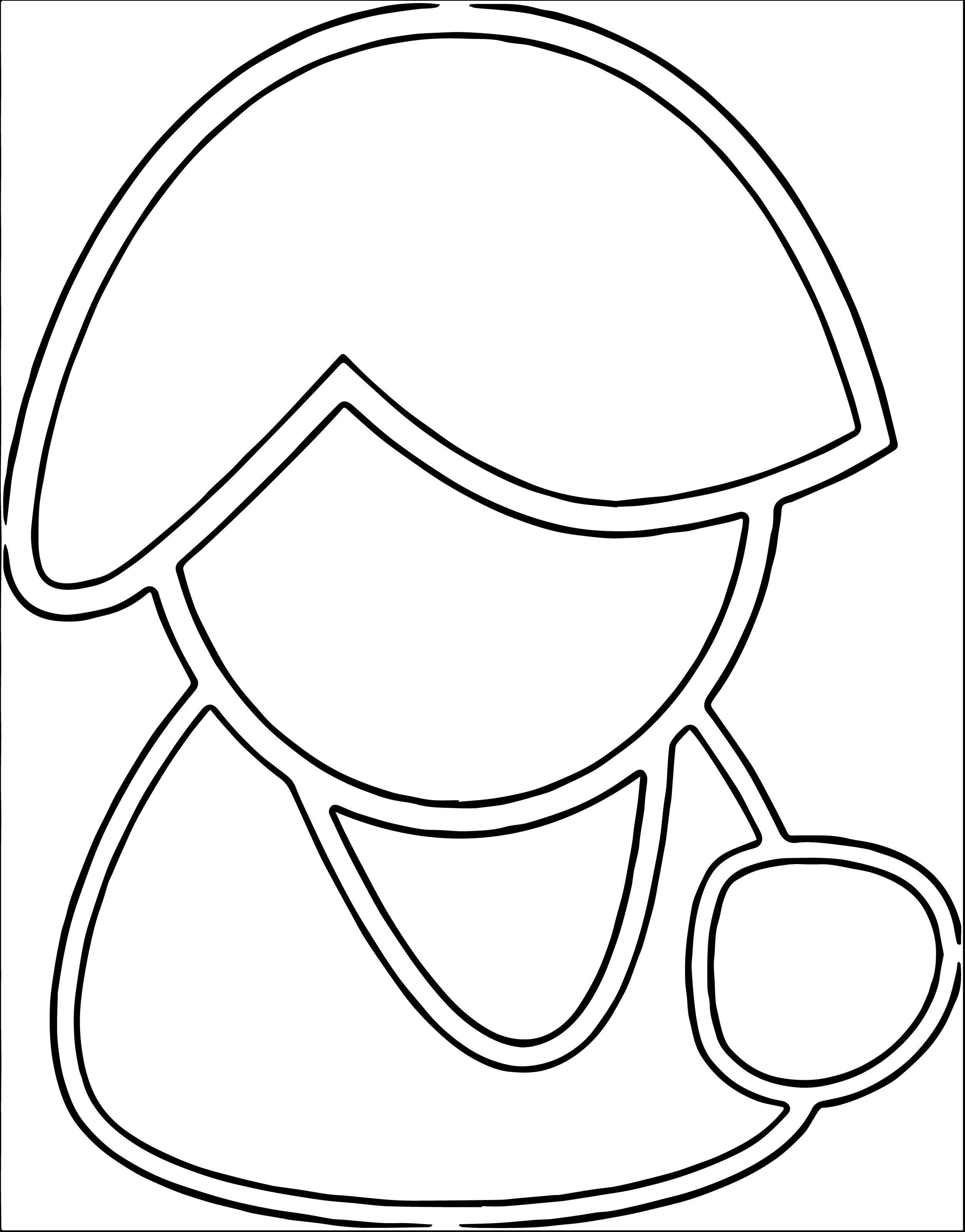 Cliparti185 Female Clip Art 02 Kids We Coloring Page