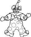 Clown Coloring Page WeColoringPage 070 (2)
