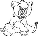 Disney Brother Bear Coloring Pages 01