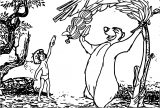 Disney Jungle Book Coloring Page 02