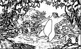 Disney Jungle Book Coloring Page 07