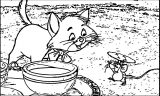 Disney The Aristocats Coloring Page 092
