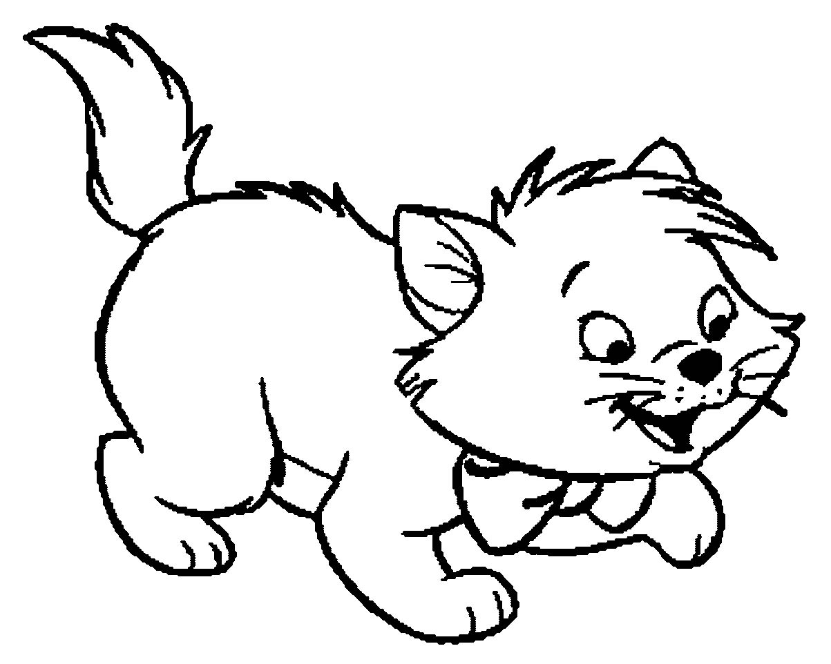 Disney The Aristocats Coloring Page 141