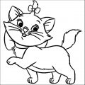 Disney The Aristocats Coloring Page 174