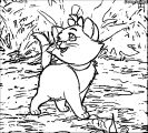 Disney The Aristocats Coloring Page 290