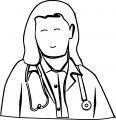 Doctor We Coloring Page 07
