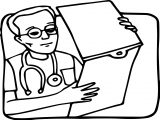 Doctor We Coloring Page 16
