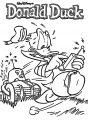 Donald Duck Coloring Page WeColoringPage 092