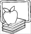 English Teacher We Coloring Page 054