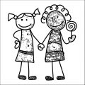 English Teacher We Coloring Page 064