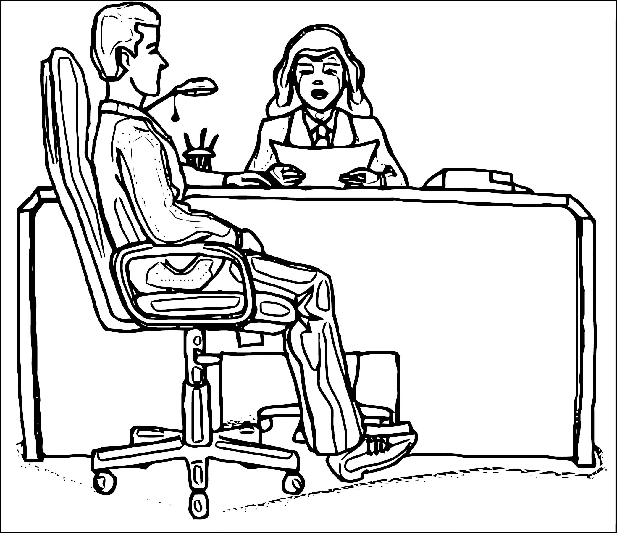 English Teacher We Coloring Page 073
