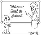 English Teacher We Coloring Page 135