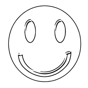 Face Happy Face Smiley Face Clip Art Vector Free Vector For Free 2 2 017 Coloring Page